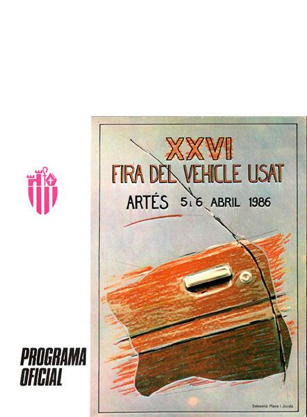 XXVI FIRA DEL VEHICLE USAT ARTES